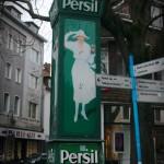 Hamm Persil Werbung auf der Weststraße